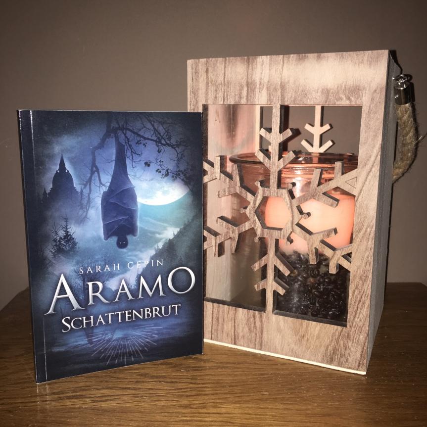 "Review: ""Aramo –Schattenblut"""